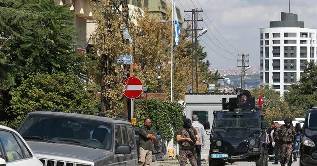 Man wounded after attempt to enter Israeli Embassy in Turkey