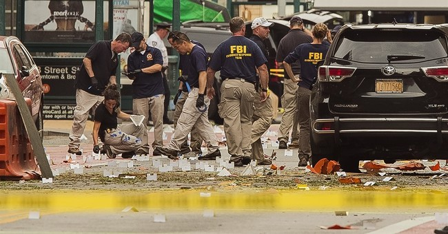 The Latest: Lawyer: Bombing suspect needs access to attorney