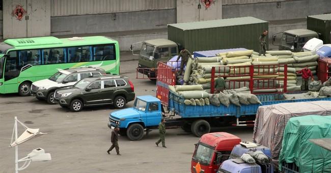Clarification: China-North Korea-Trade Investigation story