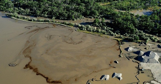 The Latest: Exxon to pay $12M for Yellowstone oil spill