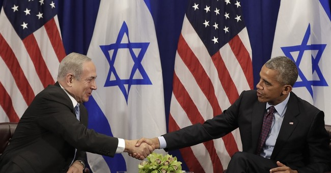 Obama, Netanyahu look past years of tensions in last meeting