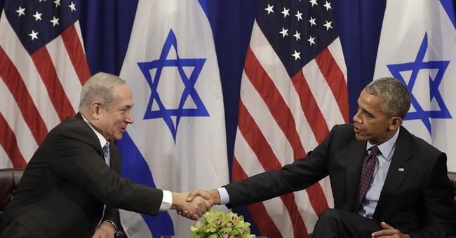 Obama, Netanyahu look past years of tensions in last meeting