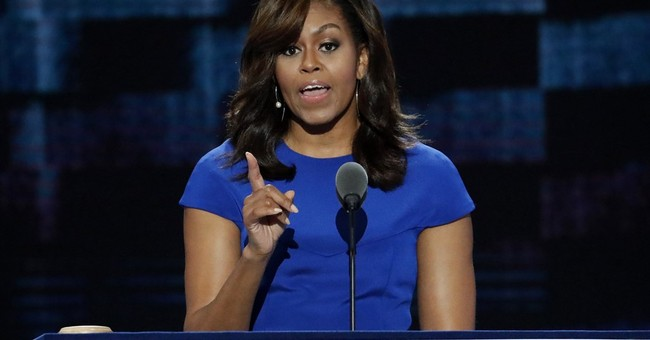 Michelle Obama passport scan appears online in apparent hack