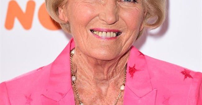Mary Berry quits 'Great British Bake Off' to stay at BBC