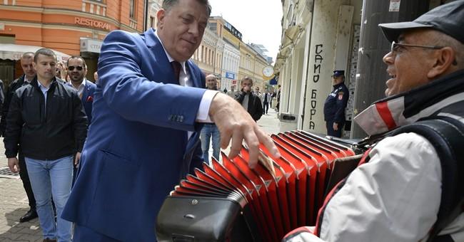 Tensions loom in the Balkans over Bosnian Serbs' referendum