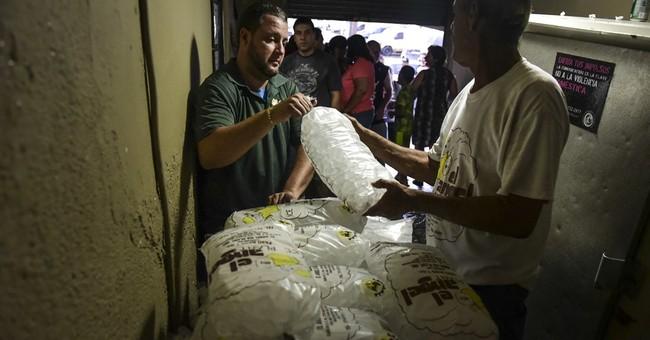 Puerto Rico power utility restores service