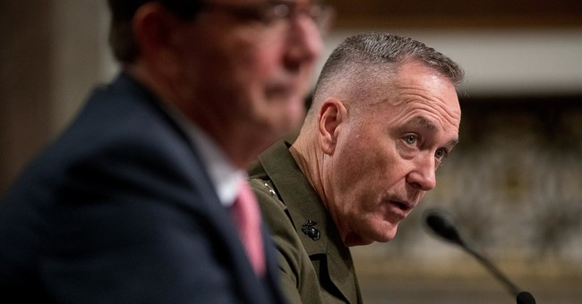 Top US officer: Russia bombed Syria humanitarian aid convoy