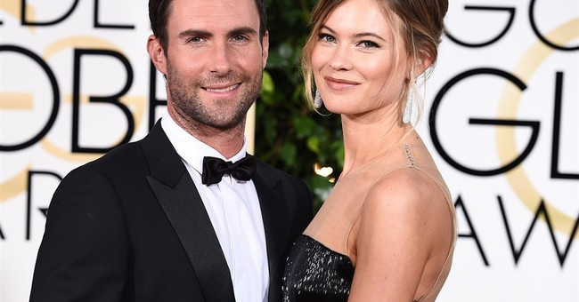 Adam Levine, Behati Prinsloo welcome daughter, Dusty Rose