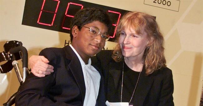 Medical examiner: Mia Farrow's son Thaddeus killed himself
