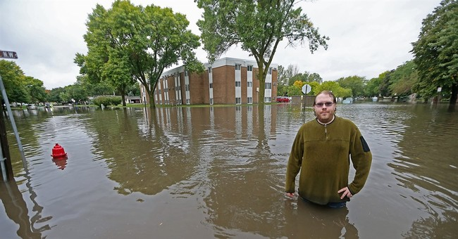 Up to 10 inches of Midwest rain leaves 1 dead, soggy mess