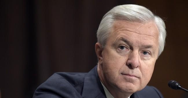 Wells Fargo CEO resigns position on Fed advisory body