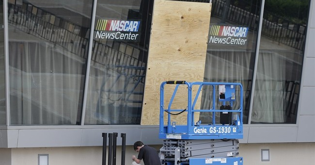 NASCAR Hall of Fame damaged in Charlotte protests