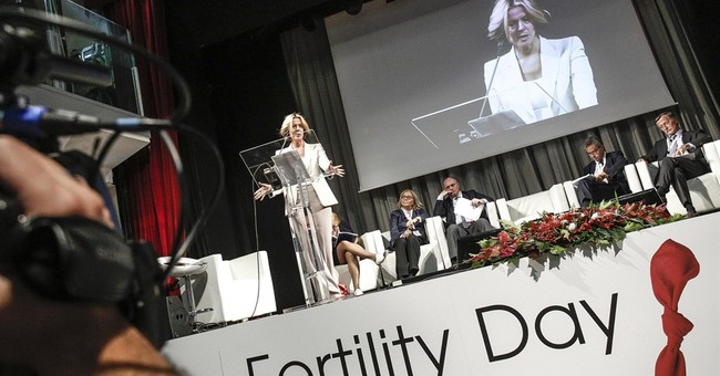 Italy campaign to combat infertility stumbles with racist ad