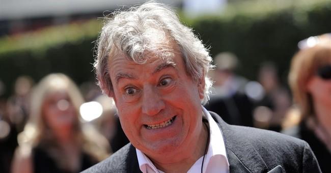 Monty Python's Terry Jones diagnosed with dementia