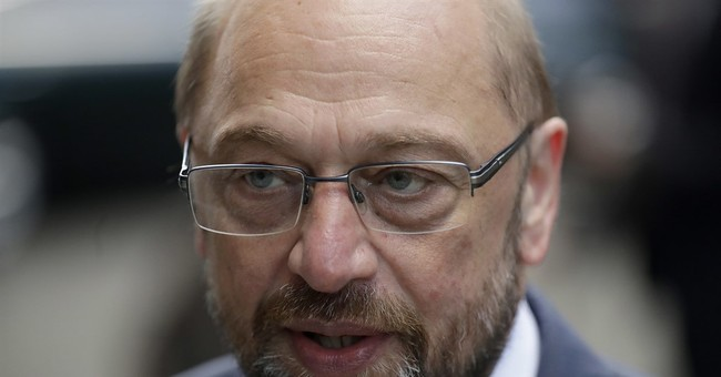 EU's Schulz: UK government was unprepared for Brexit vote