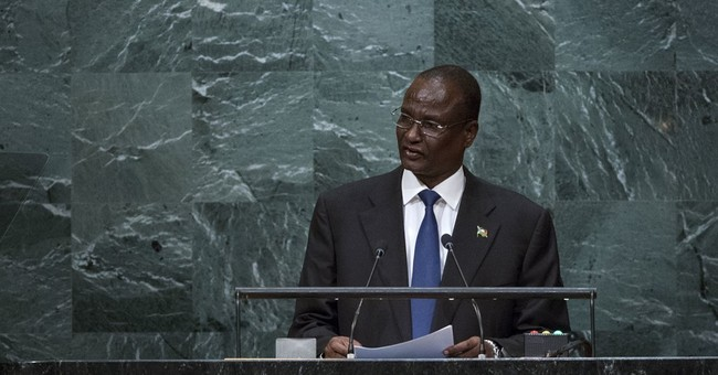 VP says South Sudan isn't a 'dumping place' for peacekeepers