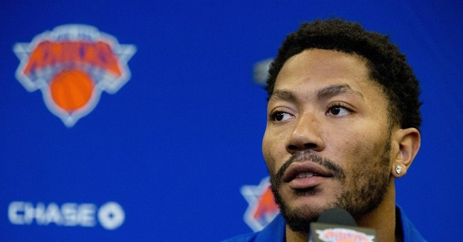 Knicks not concerned about possible Rose rape trial