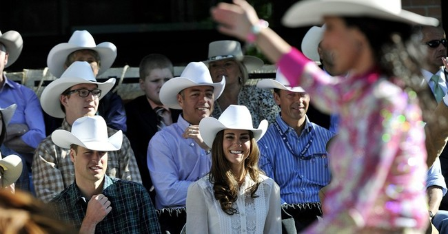 William, Kate bring young prince, princess on Canada trip