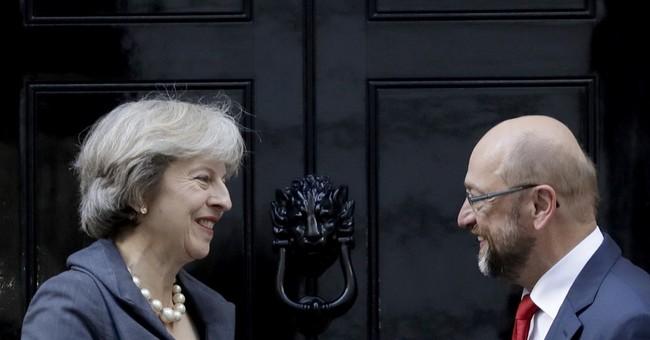 EU's Schulz: UK government was unprepared for Brexit vote