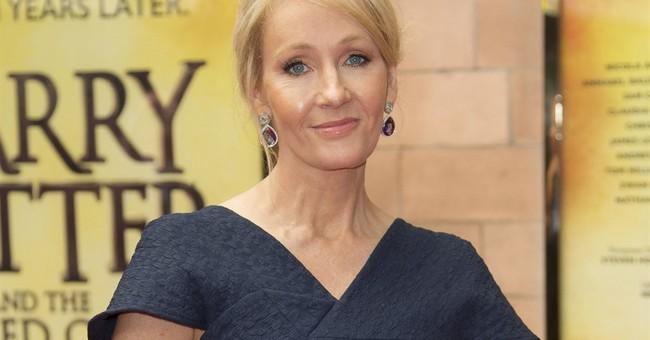 J.K. Rowling: Harambe isn't part of Harry Potter universe