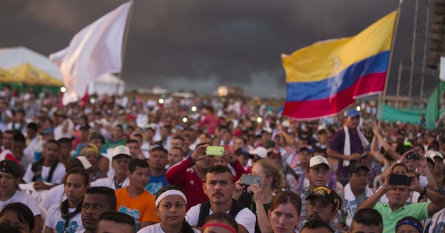 Colombia rebels unanimously approve peace accord with govt