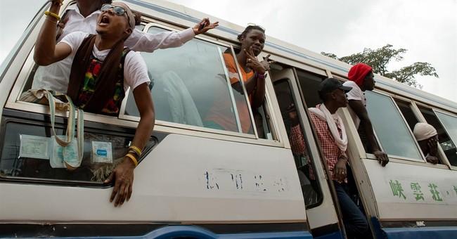 Uganda: Police stop gay pride parade deemed illegal