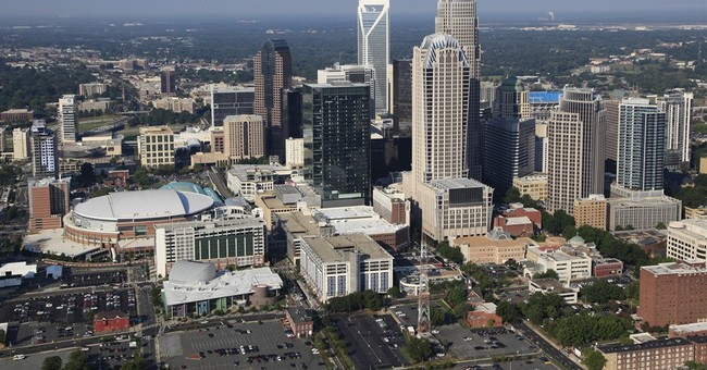 Black community sees Charlotte as glimmering, fake Oz
