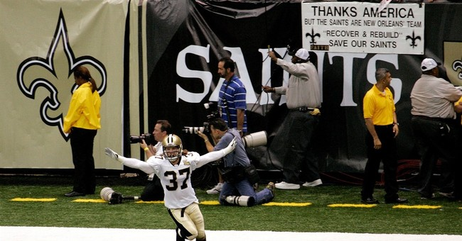 Superdome reopening remembered as historic, inspirational