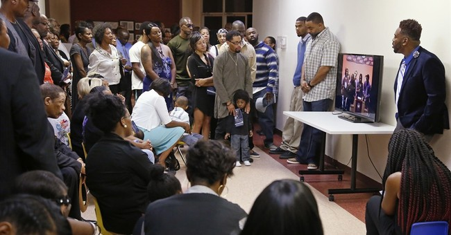 Funeral held for unarmed man shot by Tulsa officer