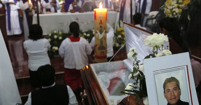 Catholic Church alleges smear campaign against slain priests