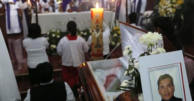Catholic Church alleges smear campaign against slain priests