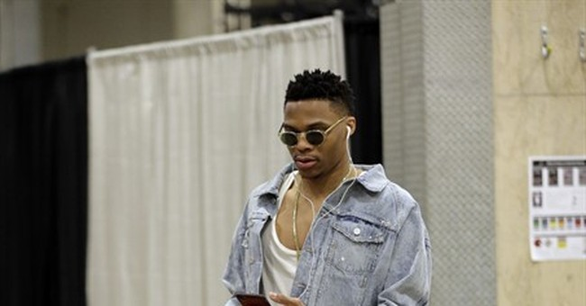 NBA's king of fashion Russell Westbrook talks style