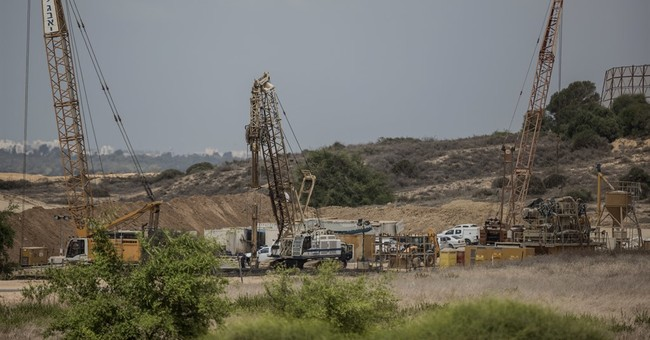 Israeli official: Gaza underground wall to be done in months