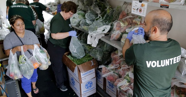 Doctors 'prescribe' fresh produce with help from food banks