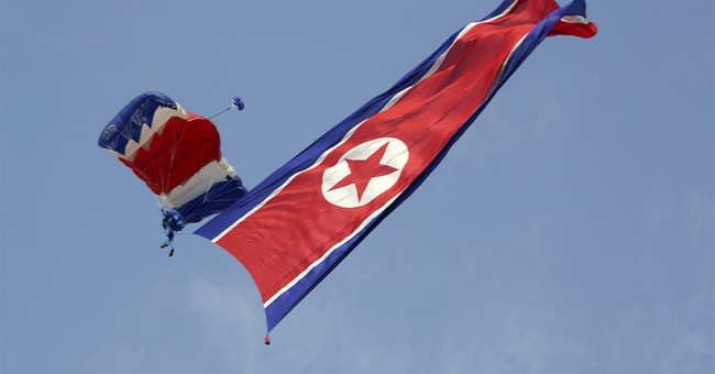 Attendees at North Korean air show wowed by model F-16