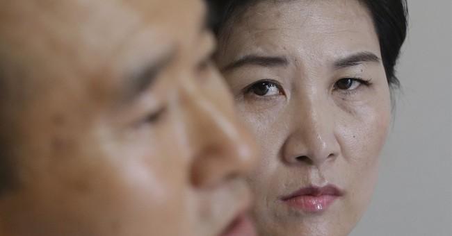 N. Korean defectors sold as brides in China want kids back