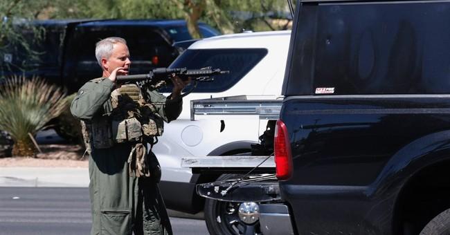 Man killed inside a Starbucks in Las Vegas, suspect arrested
