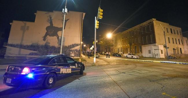 Baltimore Police: 3 gunmen shoot, wound 8 in attack