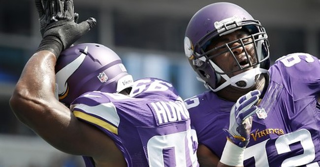 Purple People Eaters are back? Vikings starting to think so