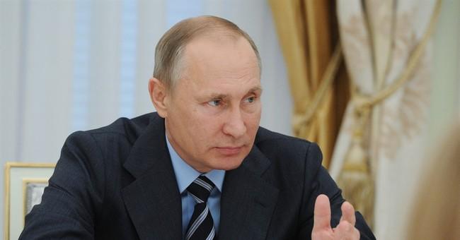AP-GfK poll shows voter distaste for Putin-style leadership