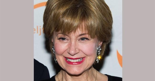 Jane Pauley replacing Osgood at 'Sunday Morning'