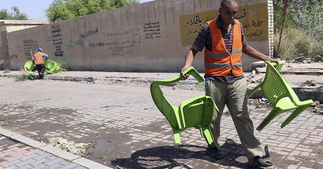 Suicide bomber targets Shiites in Iraqi capital, kills 7