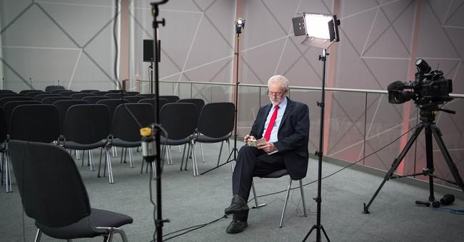 UK Labour leader Corbyn says he plans no purge of critics