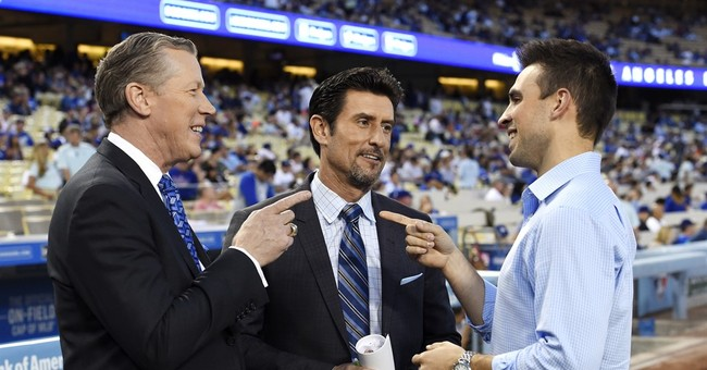Joe Davis prepares to take over Dodgers booth from Scully