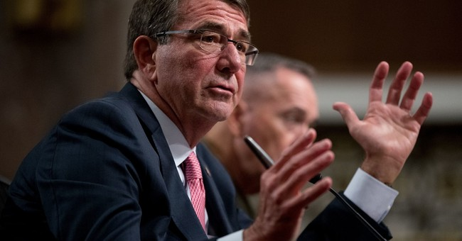 Pentagon chief, an expert on nukes, says little about them