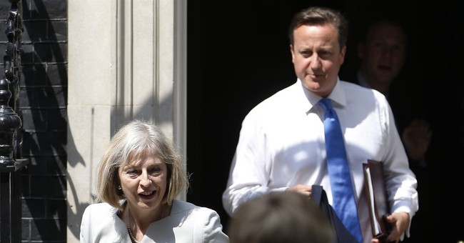 UK leader May accused of duplicity in run-up to Brexit vote