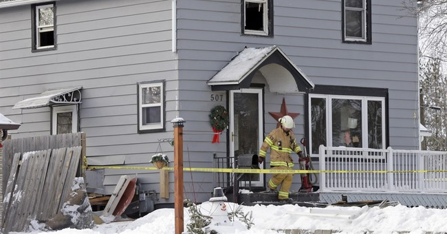 The Latest: Police identify children in Wisconsin house fire