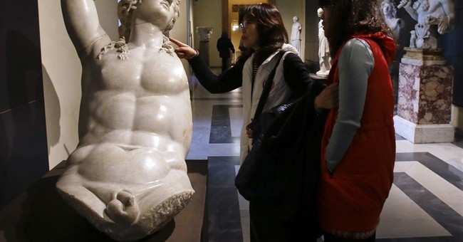 Italy minister says Iran statue cover-up 'incomprehensible'
