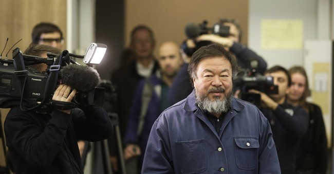 Ai Weiwei withdraws works in Denmark due to immigration law