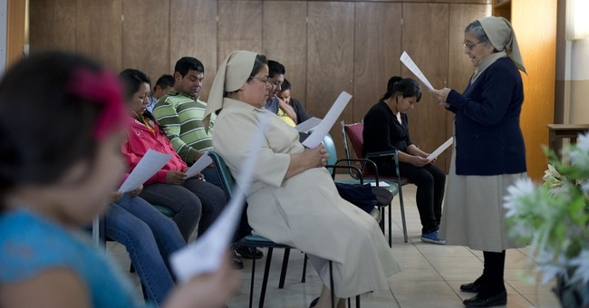 Immigration at center of Pope's visit to Mexico-US border